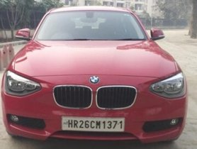 BMW 1 Series 118d Sport Line 2015 for sale