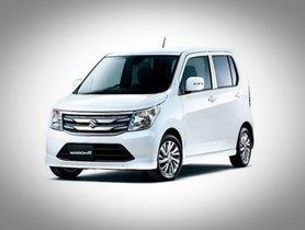 New Maruti Suzuki WagonR To Offer LPG Option