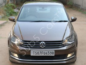 2017 Volkswagen Vento for sale at low price