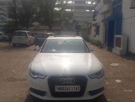 Audi A6 2.0 TDI Premium Plus 2013 for sale