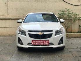 Chevrolet Cruze LTZ AT 2014 for sale