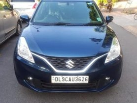 Maruti Baleno 1.2 CVT Zeta 2016 for sale