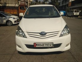 Toyota Innova 2.5 G (Diesel) 8 Seater BS IV by owner