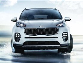 New Kia Sportage To Rival Tata Harrier On Its Launch in India