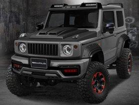 Suzuki Jimny Black Bison Edition Will Get You At Awe