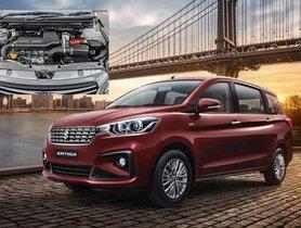 Refined Suzuki 1.5-L Diesel Motor Under Development