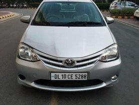 2013 Toyota Etios Liva for sale at low price