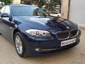 BMW 5 Series 2013 for sale