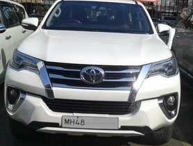 Used Toyota Fortuner 4x2 AT 2016 for sale