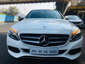 2017 Mercedes Benz C Class for sale at low price
