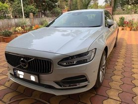 Used Volvo S90 D4 Inscription 2018 for sale