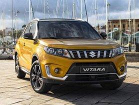7-seater Maruti Vitara SUV To Launch Next Year