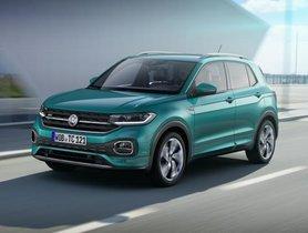 All-new Volkswagen T-Cross Will Not Get A Hybrid Version