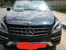Used Mercedes Benz M Class 2015 car at low price