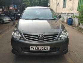 Toyota Innova 2.5 G (Diesel) 8 Seater BS IV 2012 for sale