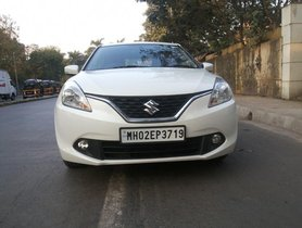 2017 Maruti Suzuki Baleno for sale at low price