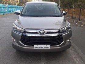 Used 2016 Toyota Innova Crysta for sale