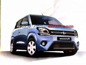 2019 Maruti WagonR Brochure Leaked