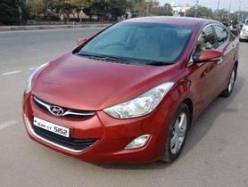 Hyundai Elantra CRDi SX 2014 for saleHyundai Elantra CRDi SX P.w.d.office, Jaipur
