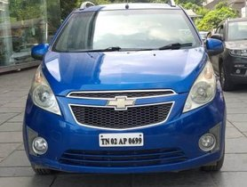 Used Chevrolet Beat 2010 car at low price