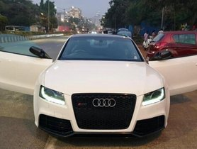 Used Audi RS5 car 2013 for sale at low price