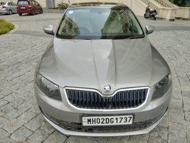 Skoda Octavia Elegance 2.0 TDI AT 2013 for sale