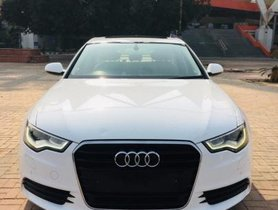 Audi A6 2.0 TDI  Design Edition 2012 for sale