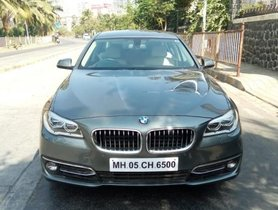 Used BMW 5 Series car at low price