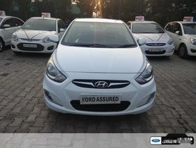 Used Hyundai Verna car 2011 for sale at low price
