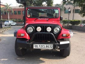 2017 Mahindra Thar for sale at low price