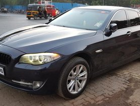Used BMW 5 Series 2011 car at low price