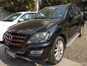 Mercedes Benz M Class 2012 for sale