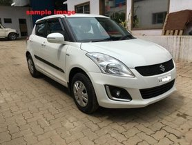Maruti Swift VXI 2016 for sale