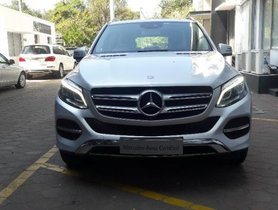 Used Mercedes Benz GLE car 2016 for sale at low price