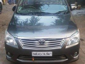 Toyota Innova 2.5 VX 8 STR BSIV 2012 for sale