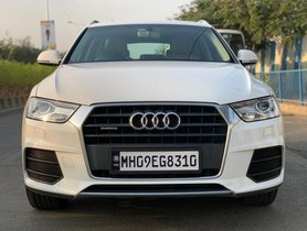 Used Audi Q3 car 2016 for sale at low price