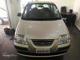 Used Hyundai Santro Xing GLS LPG 2008 for sale