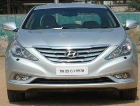 Hyundai Sonata 2.4 GDI 2013 for sale