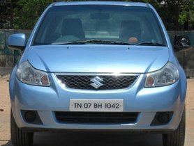 Maruti SX4 Vxi BSIV 2010 for sale