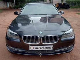 Used BMW 5 Series 520d Sedan 2011 for sale