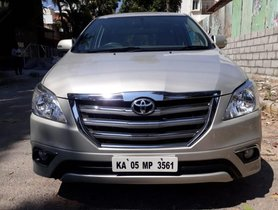 Used Toyota Innova 2004-2011 car 2014 for sale at low price
