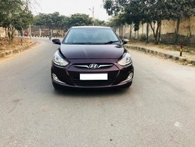 Used Hyundai Verna 2012 car at low price
