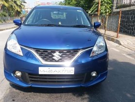 Maruti Baleno 1.2 CVT Zeta 2017 for sale