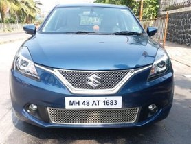 Maruti Baleno 1.2 Alpha 2017 for sale