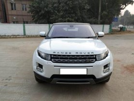 Land Rover Range Rover Evoque 2013 for sale