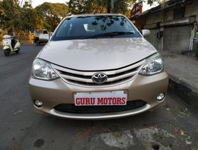 Used Toyota Etios Liva 2012 car at low price
