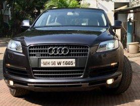 Used Audi Q7 2008 car at low price