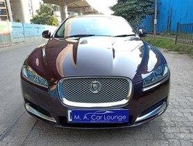 2013 Jaguar XF for sale at low price