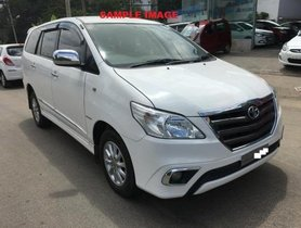 Toyota Innova 2.5 V Diesel 7-seater 2011 for sale
