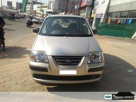 Used Hyundai Santro Xing car 2008 for sale at low price